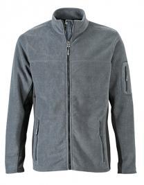 Men's Workwear Fleece Jacket -STRONG-