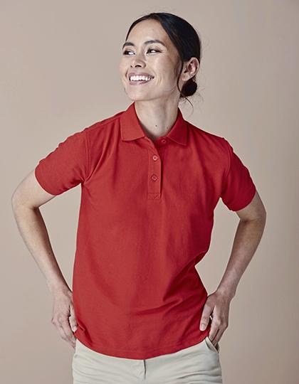 Ladies` 65/35 Classic Piqué Polo Shirt