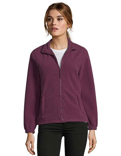 Women`s Fleece Jacket North